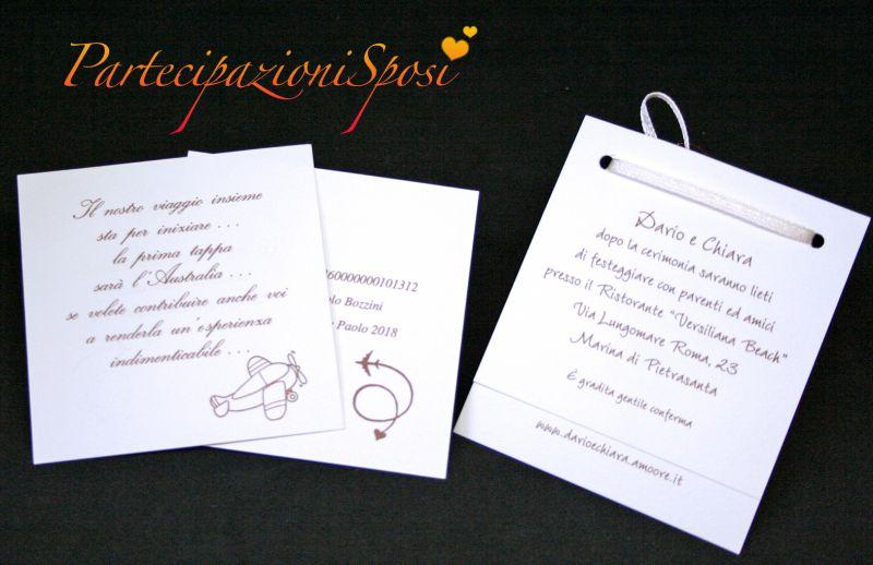 Partecipazioni Matrimonio Lista Nozze.Frasi Per Indicare Agli Invitati Di Regalarvi Soldi Al Posto Del