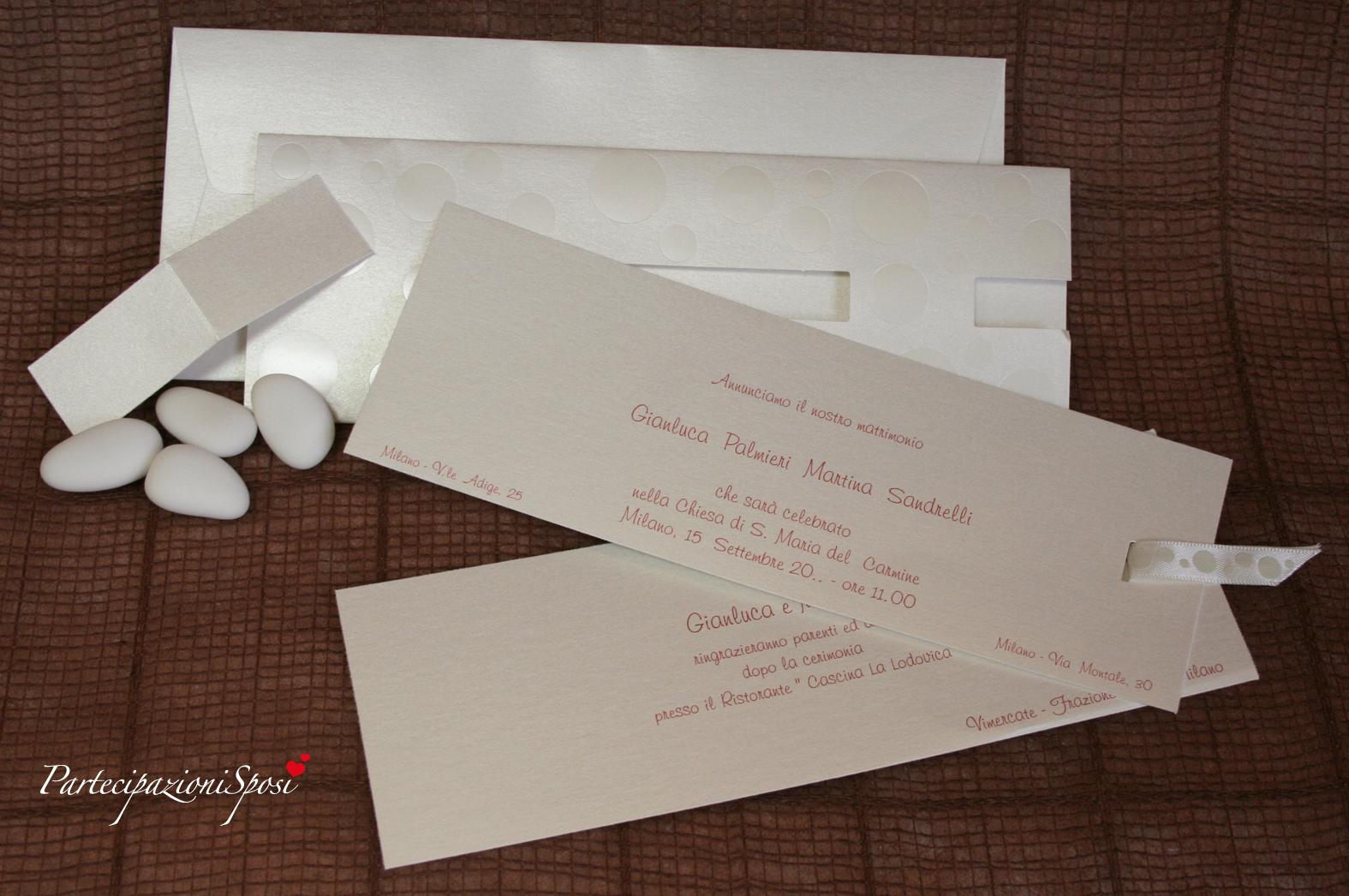 Partecipazioni di nozze con rito civile migliore for Partecipazioni nozze on line
