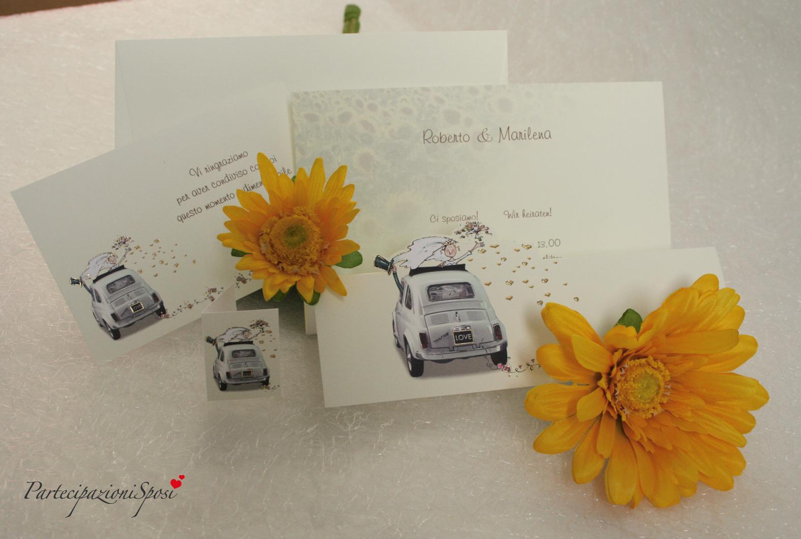 Super Partecipazioni Di Matrimonio | Householdlinenscork ZB82