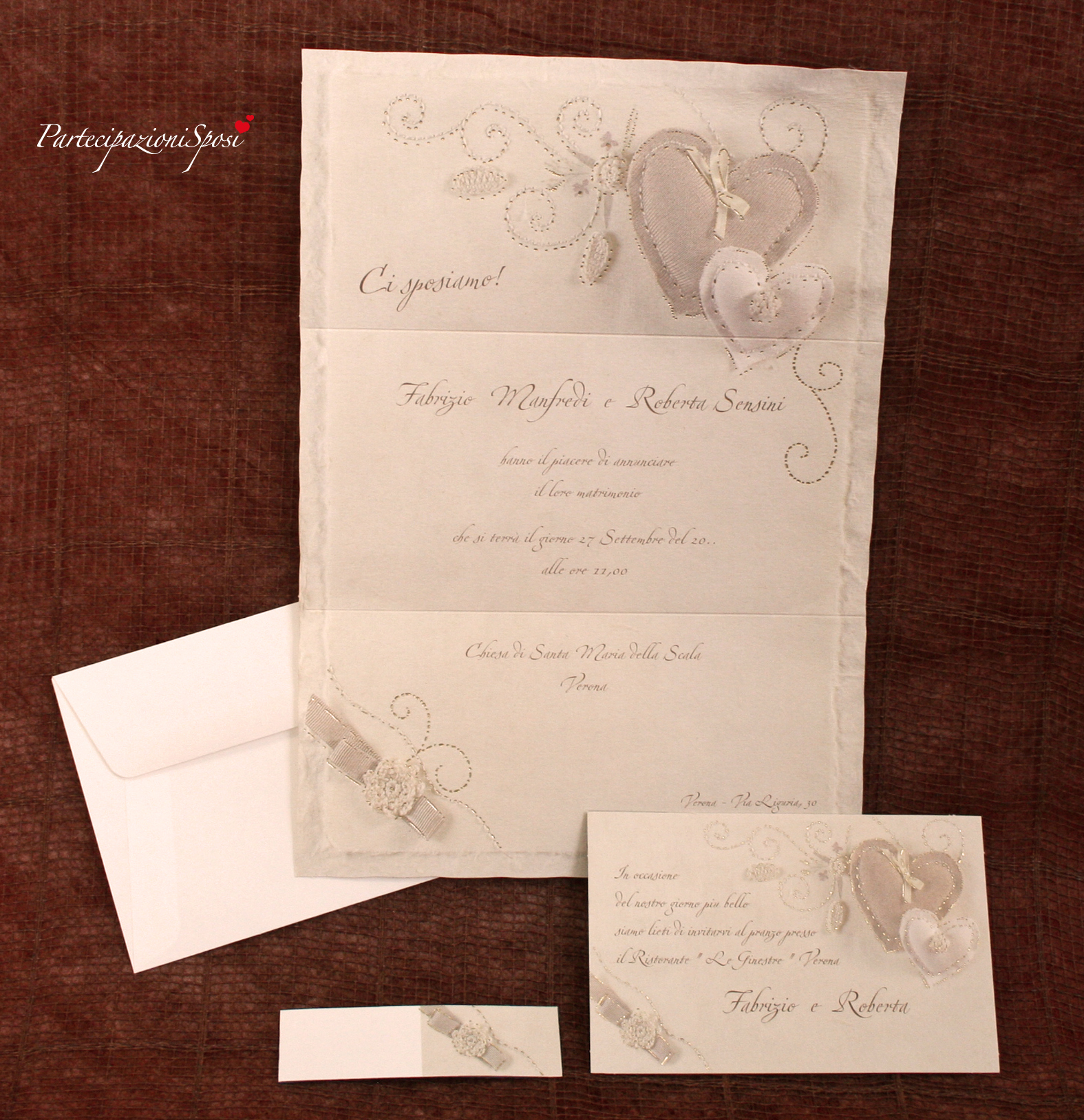 stampa Partecipazioni Nozze, inviti matrimoniali, biglietti bomboniera ...