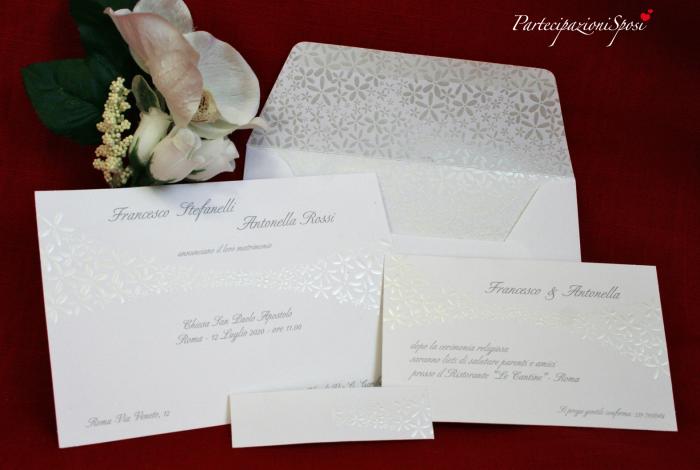 Le partecipazioni di nozze online piu 39 originali degli for Partecipazioni nozze on line