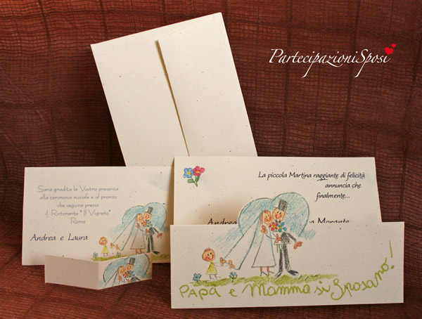 Partecipazioni Matrimonio Spiritose.Art 050 Partecipazioni Sposi Stampa Partecipazioni Matrimonio